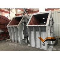 China Anti Abrasive Material Impact Rock Crusher 75 - 170 T/H Yield Heavy Duty for sale