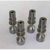 Wholesale 14&18mm Domeless Titanium Nail Male Joint High Qualit from china suppliers
