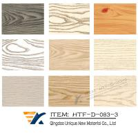 Wholesale Wood grain transfer foil,WPC transfer foil, floor transfer foil from china suppliers