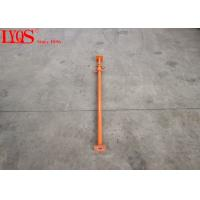 Wholesale Anti Crushing Durable Adjustable Steel Props , Adjustable Jack Post For Shores from china suppliers