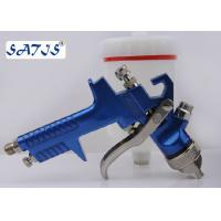 Wholesale 827 HVLP Spray Guns For Repairing Auto Car Protection Furniture Painting Blue Gun Body from china suppliers
