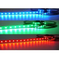 Red / Green / Blue PCB Flexible LED Strip Light for Architectural Decorative Lighting for sale