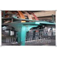 Wholesale Electric Upward Continuous Casting Machine , 210KW Copper Strip Casting Machine from china suppliers