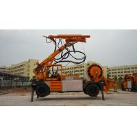 China KC3017 Concrete Pumping Equipment , Shotcrete Machine With Robot Arm 0-18 Km/H Travelling Speed on sale