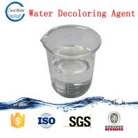 Wholesale CW -08 Water Decoloring Agent , Water Treatment Chemicals Sticky Liquid from china suppliers