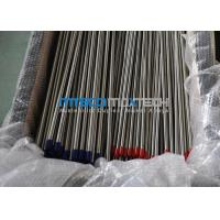 Wholesale ASTM A213 / ASME SA213 TP347H Precision Stainless Steel Tubing 21.3mm For Chromatogrphy from china suppliers