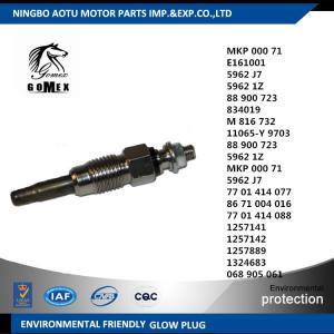 China AUDI FORD SKODA VOLVO VW Diesel Engine Glow Plugs 0100226173 88900723 834019 7701414077 on sale