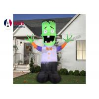 Buy cheap Cartoon Air up Inflatable Scary Vampire Pvc Cheap Giant Inflatable Cooler Halloween from Wholesalers