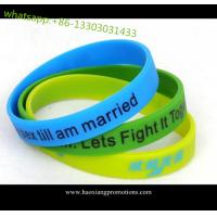 colorful promotional gifts,swirl debossed silicone bracelet/silicone wristband for sale