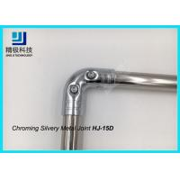 Wholesale Flexpipe Creform ESD Pipe Rack System Chrome Pipe Connectors Elbow Metal Joint from china suppliers