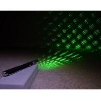 Wholesale 5mW-200mW 5 Caps Green Laser Pointer+Starriness from china suppliers