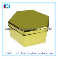 Wholesale Round tin box for cookies from china suppliers