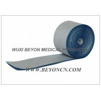 Wholesale Breathable PU Foam Cohesive Flexible Bandage Blue Color / Flexible Bandage Wrap from china suppliers