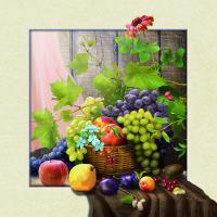 Wholesale 5d Natural Flowers 20 x 20cm Poster Custom Lenticular Printing For Wall Art Hanging from china suppliers