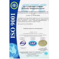 Guangdong Smaco Automation Technology Co., Ltd Certifications