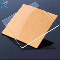 Wholesale High Transparency Acrylic Gifts Cards Invitation Box Polycarbonate Sheet Plastic Glass from china suppliers