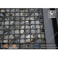 Wholesale Flat Top Woven Screen | Mining Sieving Screen Mesh | Crimped Wire Mesh from china suppliers