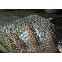 Wholesale Crimped Stainless Steel Knitted Wire Mesh For Gas And Liquid Filter from china suppliers
