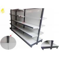 Wholesale Durable Supermarket Shelving Systems , Luxury Supermarket Display Stand from china suppliers