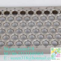 Wholesale Aluminum perforated metal sheet Perf O Grip safety grip strut grating floor from china suppliers