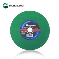 Wholesale MPA Metal 355mm 14 Inch Resin Green Cutting Disc from china suppliers