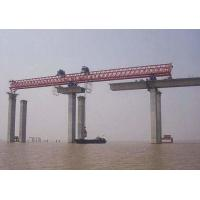 Wholesale JQG420T-50M Beam launching gantry crane used to launching bridge from china suppliers