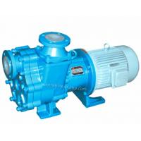 China ZMD-F fluorine plastic self priming magnetic pump corrosion resistant pump for sale