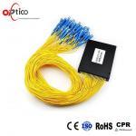 Wholesale Customized PLC Fiber Optic Splitter Module 1X64 Full Operating Wavelength 1260-1650nm from china suppliers