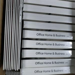 China 4GB Hard Disk Microsoft Office 2019 Pro Plus Retail Box Full Language With DVD Flash Drive on sale