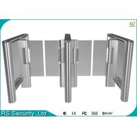 China High Security Automatic Stainless Steel Barrier , Swing Gate Barrier on sale