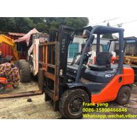 Wholesale Hydraulic Systems Used Diesel Forklift Truck Good Working Condition from china suppliers