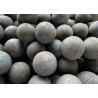 Grinding Media High Chrome Cast Balls for Coal Mill , Dia 60mm for sale