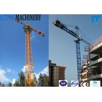 Wholesale New model 8t QTZ100(6013) building Tower Crane for construction site from china suppliers