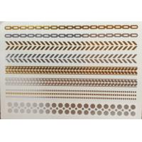 Wholesale Temporary Metallic tattoo from china suppliers