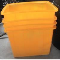 China Square Polypropylene Tank With engine -90 liter on sale