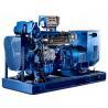 Buy cheap 64KW / 80KVA 1500rpm Water Cooling Marine Diesel Generator Deutz Generator Set from wholesalers