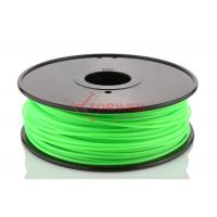 Wholesale High Strength 3MM ABS Filament Fluorescent Green for 3D Printer from china suppliers
