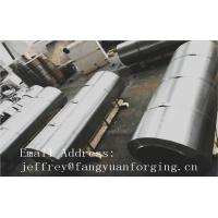 Wholesale ASME P91 Forged Pipe / Cylinder Forged Steel Rings Machined According To The Drawings from china suppliers