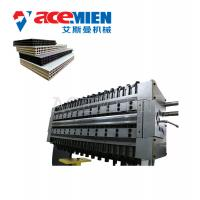 Wholesale Hollow Polypropylene Sheet Making Machine , Construction Formwork Machine from china suppliers