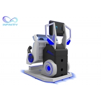 Wholesale Motion Chair Interactive 9D Cinema Virtual Reality Simulator 360 Degree from china suppliers
