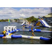 Wholesale Durable Giant Airtight Outdoor Inflatable Water Toys For Kids , EN14960 from china suppliers