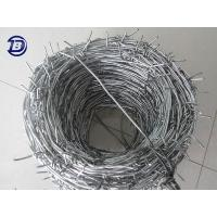 China Cheap Price Galvanized Barbed Wire for sale