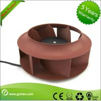 Wholesale Pa66 Similar Ebm Ec Centrifugal Fans Fresh Air System  For Proect Environment from china suppliers