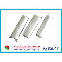 Wholesale No Chemical Dry Non Woven Roll Plain Spunlace Breakpoint Dry Wipes No Irritation from china suppliers
