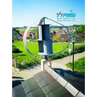 Office / House Small Maglev Vertical Axis Wind Turbine High Efficiency
