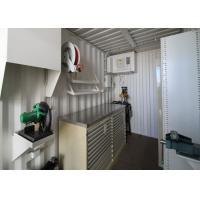 China Heat / Cold-insulated Modified Shipping Containers Mobile Site Workshop on sale
