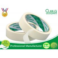 Wholesale White Paint Colored Masking Tape With High Temperature Silicone from china suppliers