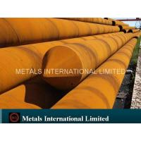 Buy cheap ASTM A252,ASTM A500,AS1163 C350L0,EN10225 Pipe Piling,Foundation Piles,Mooring from wholesalers
