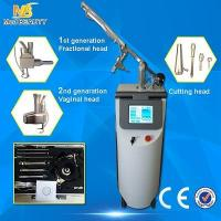 Quality Medical 10600 nm Co2 Fractional Laser , Vertical Scar Removal Machine for sale