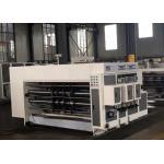 China Small Corrugated Flexo Printing Machine Automatically 120 Pcs/Min Speed for sale